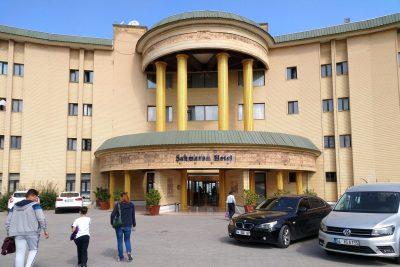 هتل مریت شاه ماران وان | مهاجر سیر ایرانیان