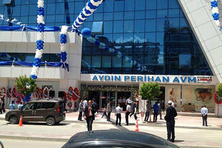 مراکز خرید آیدین پیراهام وان | مهاجر سیر ایرانیان