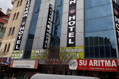 هتل دیوان وان | مهاجر سیر ایرانیان