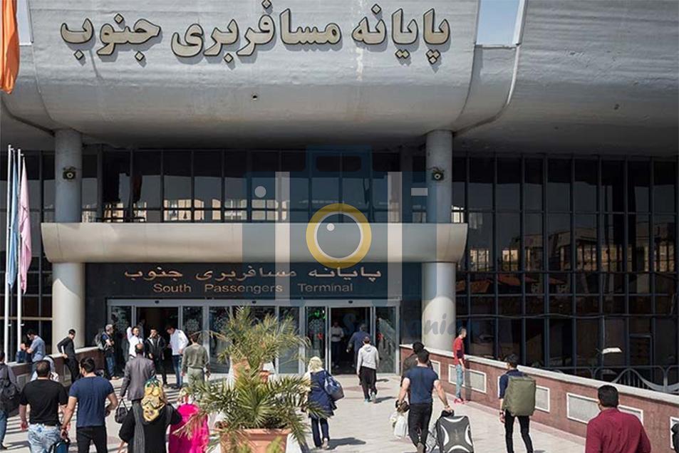 اتوبوس تهران به وان و بلعکس | مهاجر سیر ایرانیان