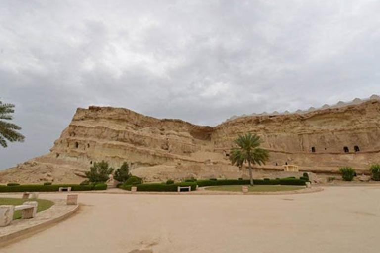 جاذبه های گردشگری جزیره قشم | غار خربس | مهاجر سیر ایرانیان