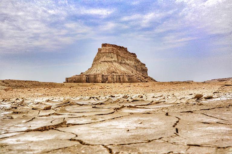 جاذبه های گردشگری جزیره قشم | دره تندیس ها | مهاجر سیر ایرانیان