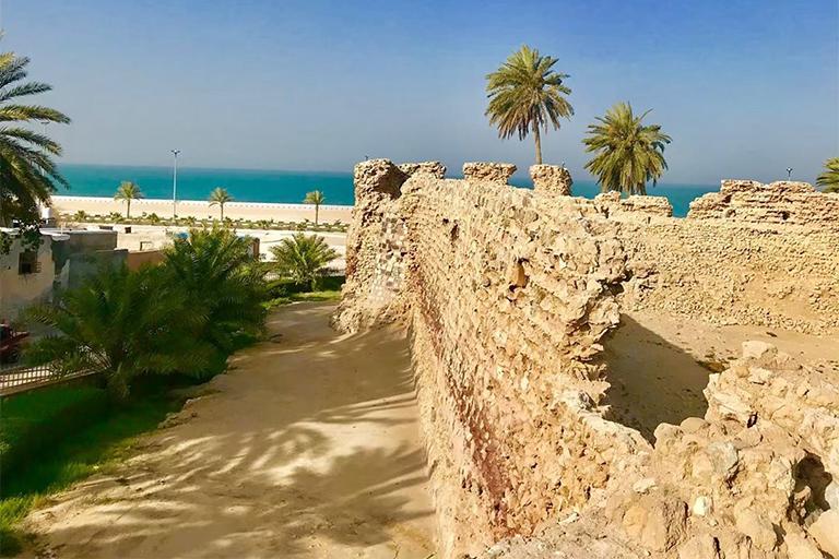 جاذبه های گردشگری جزیره قشم | قلعه پرتغالی های قشم | مهاجر سیر ایرانیان